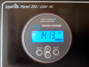 Victron BMV-712 Smart batterimonitor Bluetooth